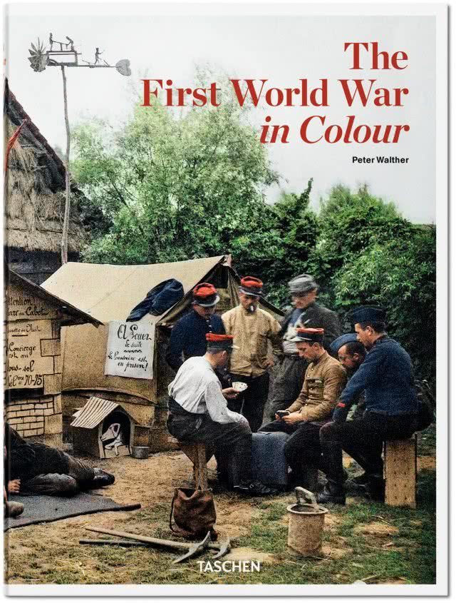 The First World War in color
