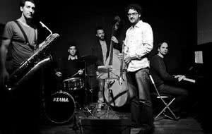 Antonio González, Voro García, Juan Galiardo, Marko Lohikari y Xavi Hinojosa