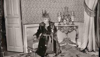 Francisco GOÑI. Doña Emilia Pardo Bazán. Madrid, 1916. (Archivo fotográfico Francisco de Goñi y Soler, depositado en el Archivo Histórico Provincial de Guadalajara)