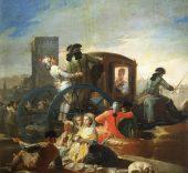 El cacharrero (1778). Francisco de Goya.