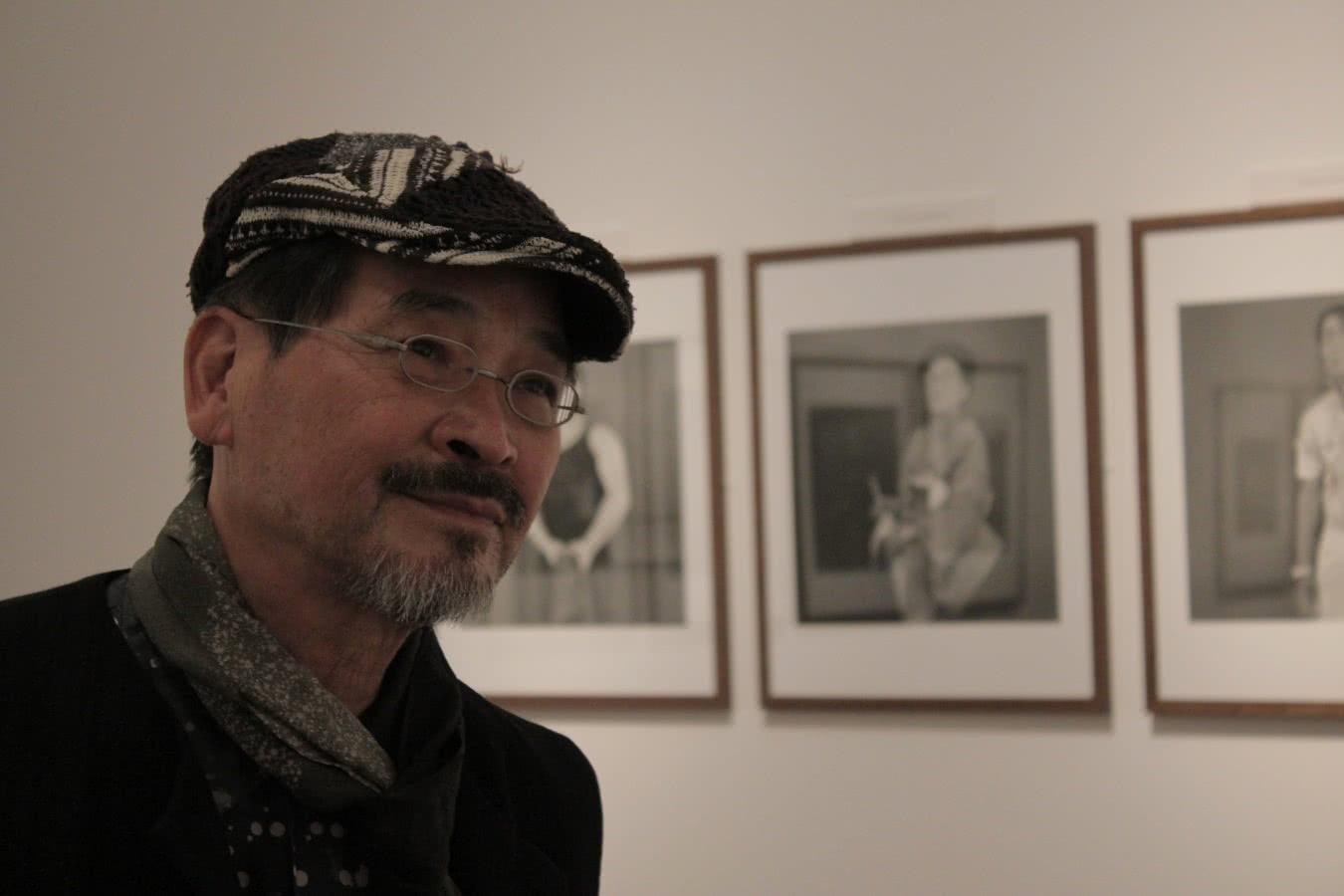 Hiroh Kikai. Foto: Luis Martín.