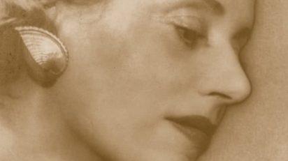 Man Ray. Silvina Ocampo.