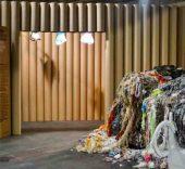 'Re-Scape', instalación obra de Sofía Blanco-Santos y Carlos Macía presentada en la pasada edición de MULAFEST.