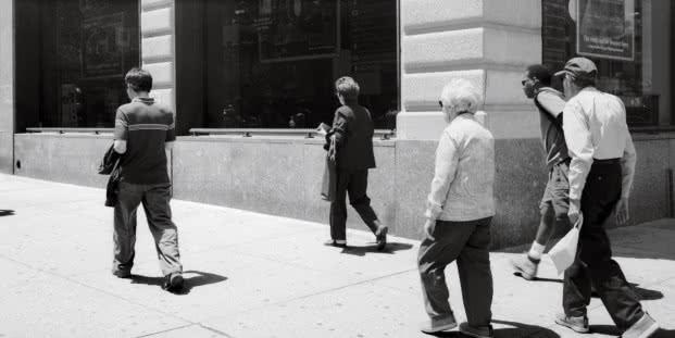 Stephen Shore. Nueva York, NY, 2000-2002