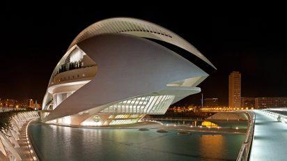 Palau de les Arts Reina Sofía (Foto: Wikipedia)