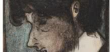 Carles Casagemas. Autoretrat. Galeria Artur Ramon.