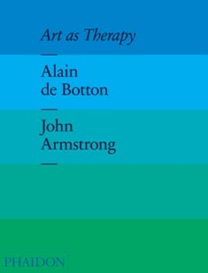 ART AS THERAPY flat cover