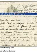 Carta de Paul Eluard