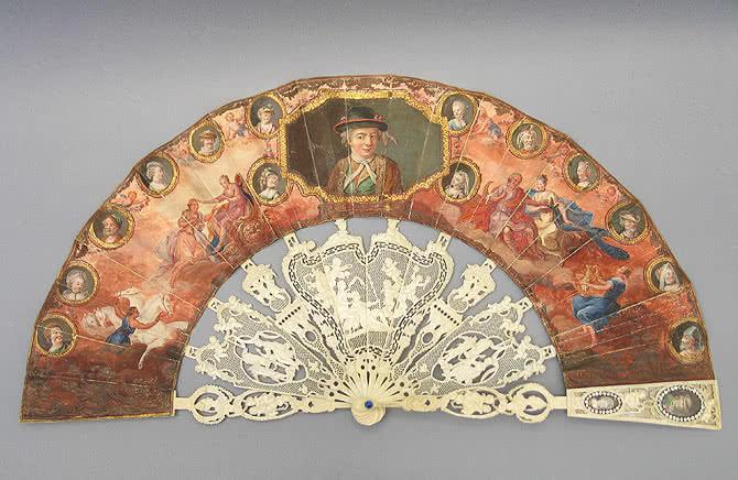 La Comedia Francesa. Francia, segundo tercio del siglo XVIII. © Museo Lázaro Galdiano. Madrid.