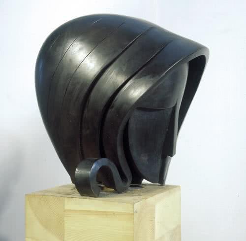 Martín Chirino. La morateña, 1997