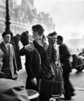 Robert Doisneau. Los amantes del Hôtel de Ville, 1950.