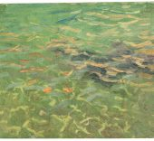 Joaquín Sorolla. Mar (Jávea). 1905. Óleo/cartón, 19 x 24 cm. Museo Sorolla, Nº Inv. 726. © Fundación Museo Sorolla.
