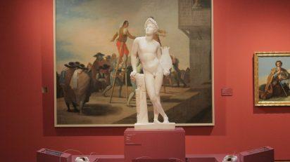 Goya en Madrid. Museo Nacional del Prado. Foto: Luis Martín.