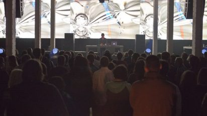 MIRA Live Visual Arts Festival 2014. Foto: Toni Rosado.