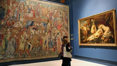 Museo Carlos de Amberes Madrid. Foto: Sonia Aguilera.