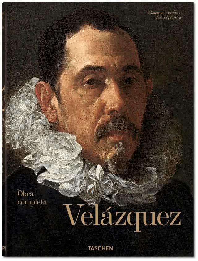 Portada Velázquez. La obra completa