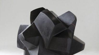 Tadanori Yamaguchi. Cristalización negra. 2014.
