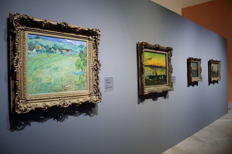 Van Gogh en las colecciones Thyssen - hoyesarte.com