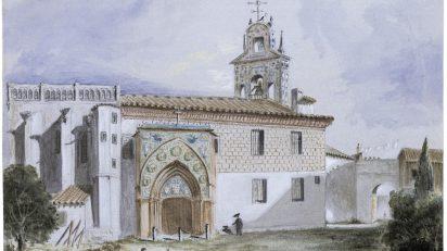 Sevilla. Iglesia del monasterio de Santa Paula.