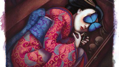 Bemjamin Lacombe (para el libro 'Madama Butterfly).