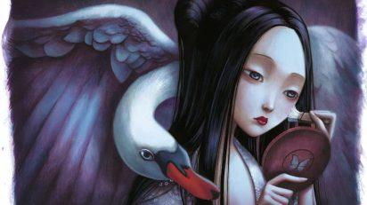 Bemjamin Lacombe (para el libro 'Madama Butterfly)