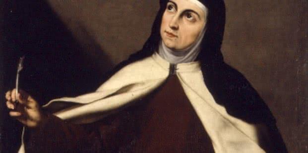 José de Ribera. Santa Teresa de Jesús. Museo de Bellas Artes de Valencia