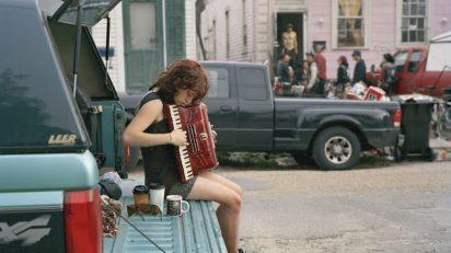 Justine Kurland. Claire, Distrito 8. 2012.