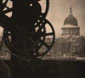 Alvin Langdon Coburn. Saint Paul desde Bankside, Londres, c. 1905.31 Studio, Londres