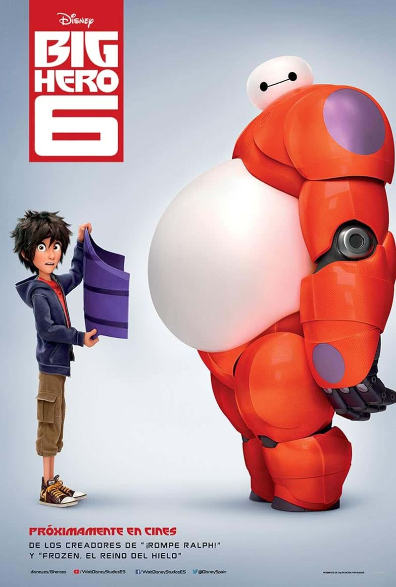 Big Hero 6 Cartel