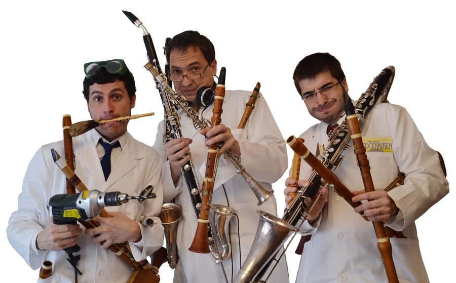 Clarinetarium de Ensemble Una Cosa Rara
