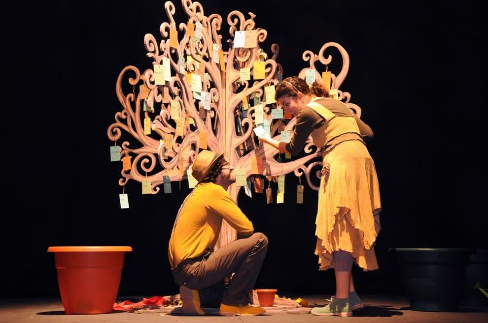 El árbol de mi vida, de Pata Teatro