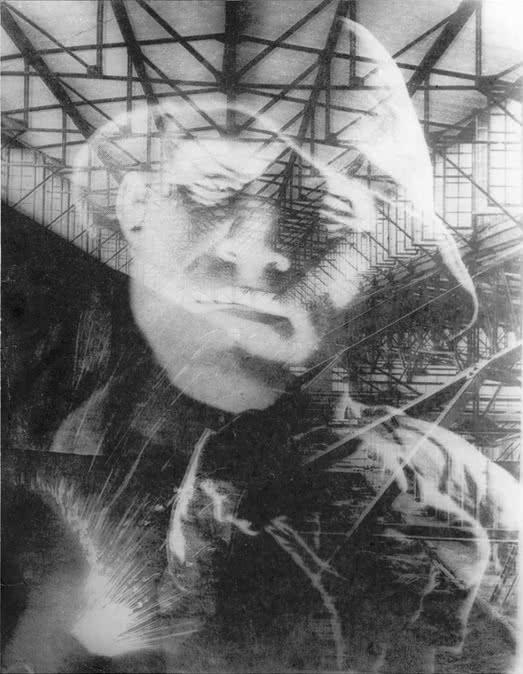 Gustav Klucis. Industrial Portrait (Retrato industrial), 1931