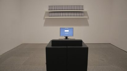 Daniel G. Andújar. Sistema operativo. Museo Nacional Centro de Arte Reina Sofía. Foto: Luis Martín.