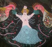 Josefa Tolrà, Sense títol (de la sèrie de bordats espiritistes), 1950