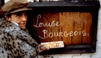 Louise Bourgeois, 1980. Foto: Mark Setteducati