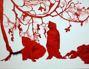 Marc Decoene Fine Arts Gallery. Jesus Zurita. Los venenos.