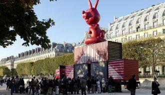 Paul McCarthy. Red Rabbit. Foto: Sven Lauren.