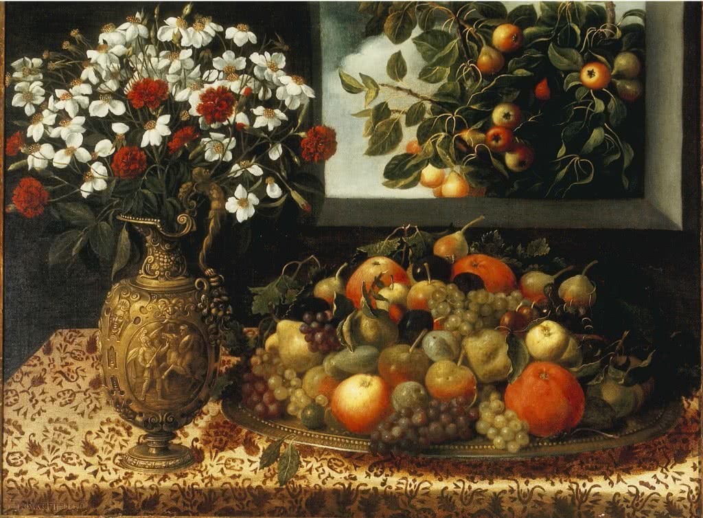 Thomas Yepes, Naturaleza muerta, 1640