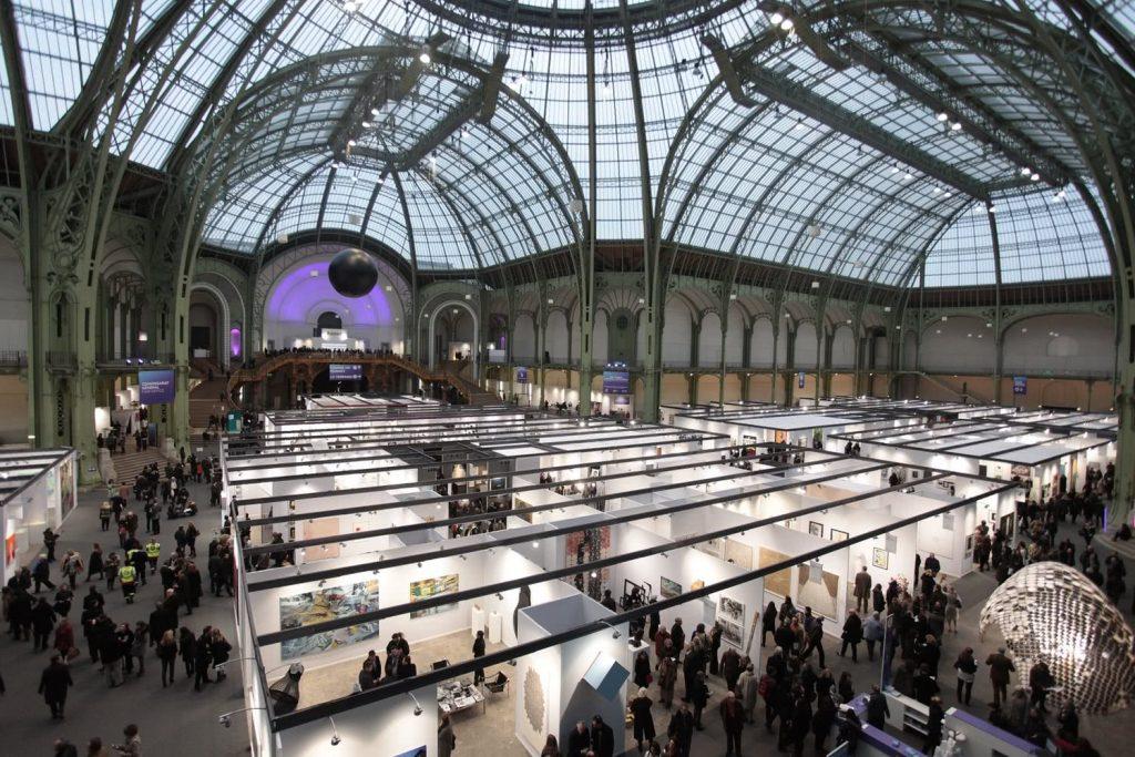 Art Paris Art Fair. Foto: Marie Elise. AFP Service