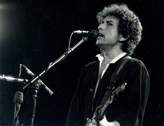 Bob Dylan (Foto: Wikimedia)