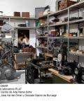 José Val del Omar. Reproducción del laboratorio PLAT. Archivo María José Val del Omar y Gonzalo Sáenz de Buruaga