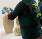 guardia civil expolio piezas egipcias