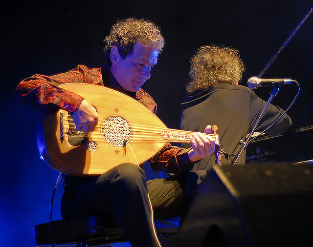 Trio Rabih Abou-Khalil & Joachim ( (Foto: Flickr / jcoelho)