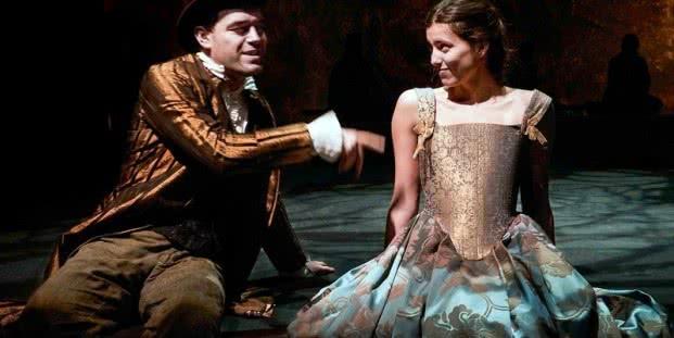 Teatro y danza se dan cita en niebla El mercader de venecia