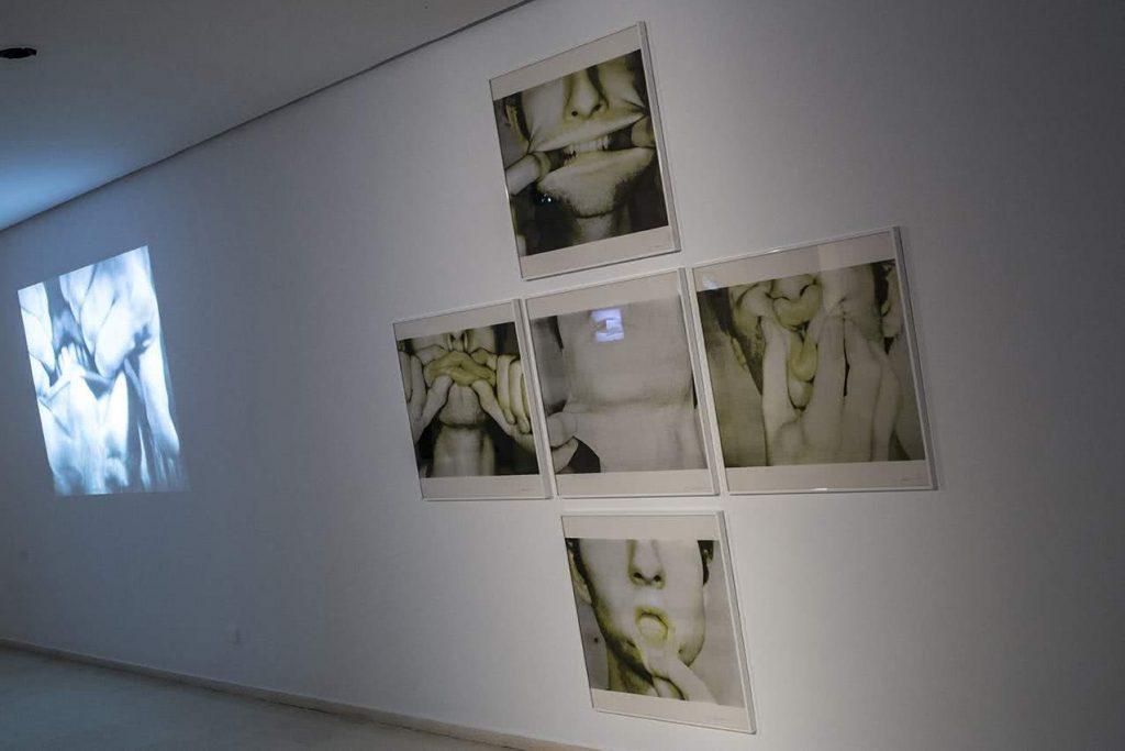 Exposición 'Cuerpo, Espacio y Tiempo en Bruce Nauman'