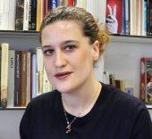 Lucía Casani. Foto: Sonia Aguilera
