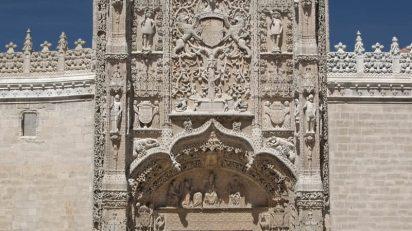 «Valladolid San Gregorio 20080815» de Luis Fernández García - Trabajo propio. Disponible bajo la licencia CC BY-SA 3.0 vía Wikimedia Commons.