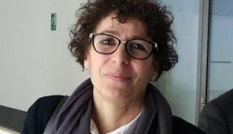 Carolina López, viuda de Roberto Bolaño (Foto: J.López Iglesias)