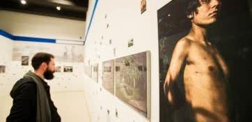 """19 edición de FotoPres """"la Caixa"""". CaixaForum Madrid."""