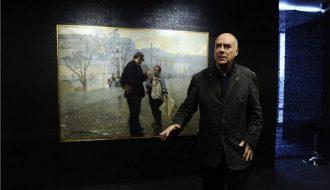 Javier González de Durana es el comisario de 'La piel traslúcida'.